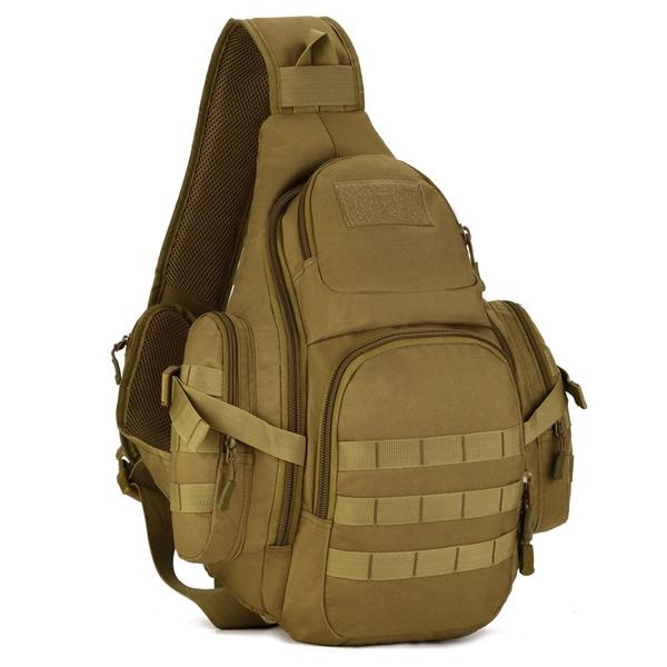 Однолямочный треугольный рюкзак рюкзаки gant