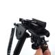 Быстросъемное крепление для сошек Пикатинни/Вивер 21 мм
