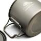 Титановая кружка Toaks Titanium 550 ml
