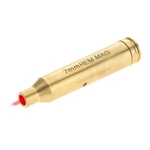 Лазерный патрон для холодной пристрелки калибр 7 мм REM MAG