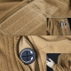 Тактический флисовый свитер утепленный Free Soldier AA0064