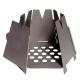 Титановая печка щепотница Vargo Titanium Hexagon Wood Stove