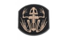 Патч EDC Gear Скелет лягушки