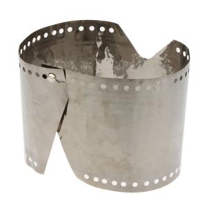 Титановый экран защита от ветра Cikou для горелок