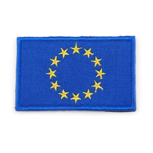 Патч Велкро Флаг Евросоюза