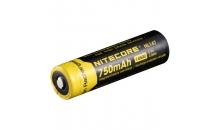 Аккумулятор Nitecore тип 14500 750 mAh NL147