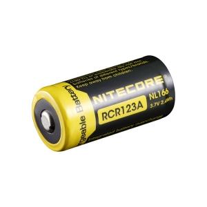 Аккумулятор Nitecore RCR123A (650 mAh)