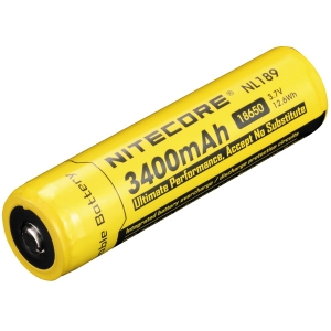 Аккумулятор Nitecore 18650 (3400 mAh)