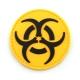 Патч биологической опасности Biohazard