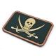 Патч пиратский флаг «Веселый Роджер»
