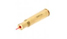 Лазерный патрон для холодной пристрелки калибр 12,7x99 мм / 50 BMG