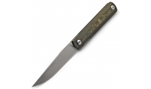 Нож Zieba Knives G2 S.U.T.G. от CH Outdoor (Replica)