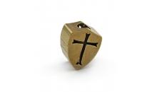 Бусина для темляка Средневековый крест