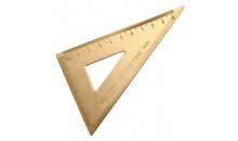 Латунный треугольник UTOO EDC Geometric