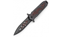 Нож Dragon Dagger Flipper Blackwash