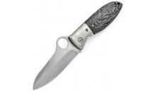 Нож Spyderco Firefly C184 Wood (Replica)