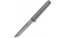 Нож Quartermaster Qwaiken XL Titanium Flipper (Replica)