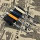 """Нож AGA Campolin 9"""" Picklock Automatic Italian Stiletto (Replica)"""