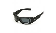 Тактические очки Daisy C6 (4 комплекта линз)