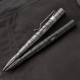 Тактическая ручка с фонариком UZI Tacpen 9