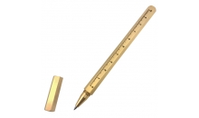 Латунная ручка с линейкой YYEDC Pencil
