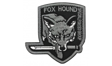 Патч Velcro FoxHound Special Forces Group