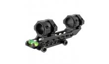 Крепление-моноблок MB-217 Picatinny/Weaver (диаметр 25.4 мм/30 мм)
