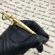 Латунная ручка YYEDC Machine Gun