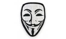 Патч Velcro маска Гая Фокса