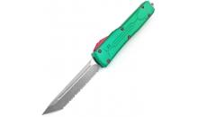 Нож Microtech Ultratech Bounty Hunter Tanto Full Serrated (Replica)