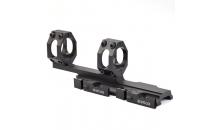Крепление-моноблок JQ-009 Picatinny/Weaver (диаметр 25.4 мм/30 мм)