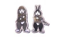 Патч тактический кролик Tactical Rabbit Special Ops