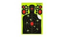 """Самоклеящаяся мишень-силует 9.5"""" x 14.4"""" Adhesive Target (10 шт.)"""