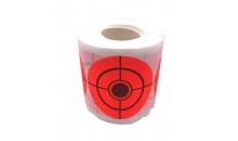 Мишень-наклейка круглая 2 MOA (рулон, 250 шт.)