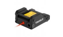 Лазерный целеуказатель TRUGLO Micro Tac Picatinny/Weawer