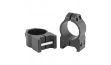 Кольца для прицела Warne MAXIMA Medium 25.4 mm Matte 201M