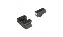 Тритиевый целик и мушка TruGlo Tritium Pro для Walther P99, PPQ