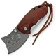 Нож Bull Cleaver Wood TC013