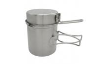 Набор посуды из нержавеющей стали DS-110