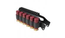 Планка и патронташ TACSTAR для Remington 870 / 1100 / 11-87