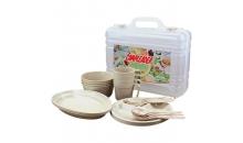 Набор посуды Lixin E-Cook (для 4 персон)