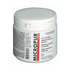 Порошок для очистки воды Katadyn Micropur Forte MF 50'000P (500 г)