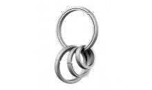 Титановое кольцо для ключей Key Ring Titanium