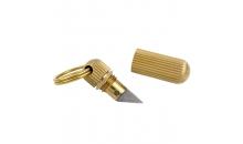 Латунный нож-капсула YYEDC Pill Knife