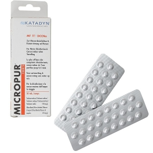 Таблетки для очистки воды Katadyn Micropur Forte MF1T (2x25)