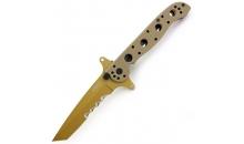 Нож CRKT Carson M16-13DSFG Tanto Desert Tan G-10