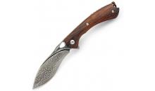 Нож Matador Damascus Wood