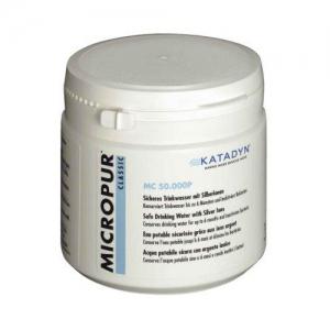 Порошок для консервации воды Katadyn Micropur Classic MC 50'000P (500 г)