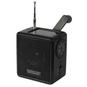 Динамо-радиоприемник Rothco (+солнечные батареи)