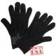 Шерстяные перчатки-лайнеры Rothco G.I. (Black)